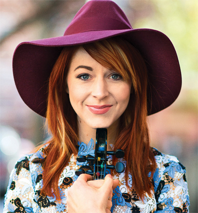 Lindsey Stirling Verified Contact Details ( Phone Number, Social Profiles) | Profile Info